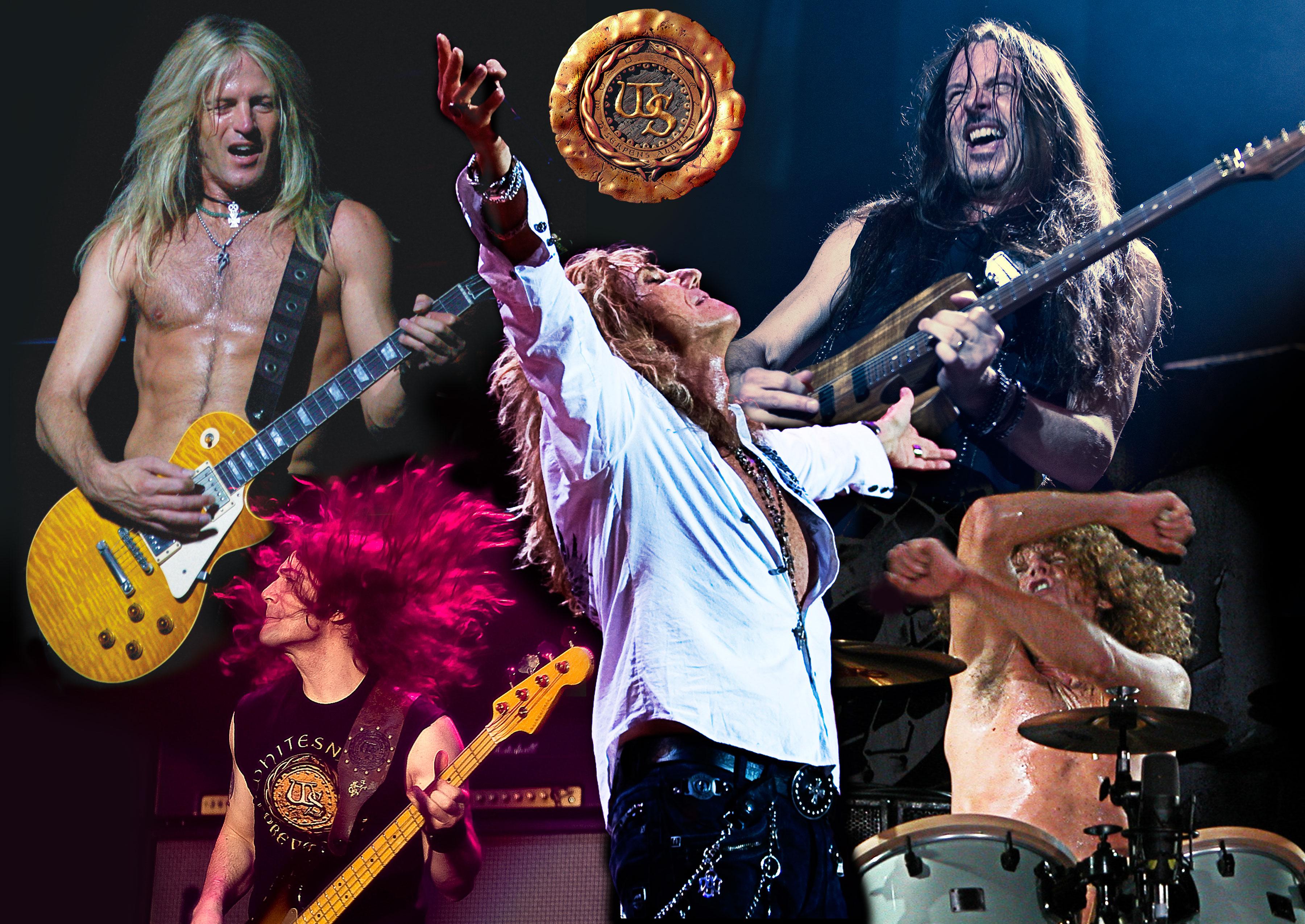 """Whitesnake """"Made In Japan"""" Live Album, DVD & Blu-Ray ..."""